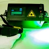 Introducing our all new multi-band crime scene laser combining the latest in touch screen and laser technology'
